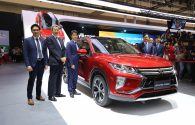 Eclipse Cross Buka Pemesanan