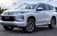 Pajero Facelift Coming Soon