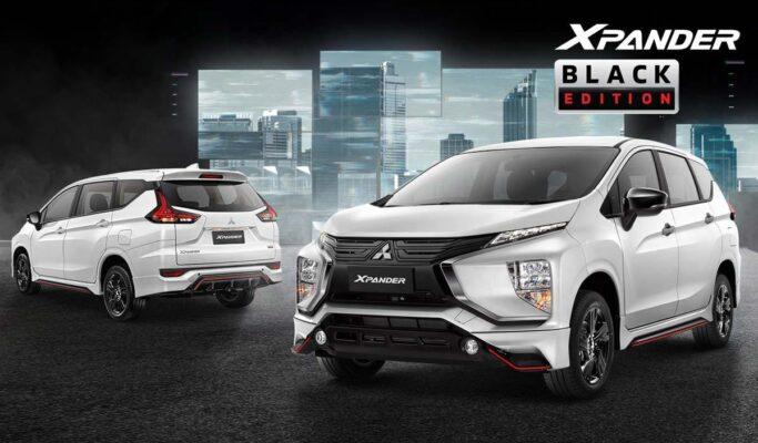 Xpander Black Edition